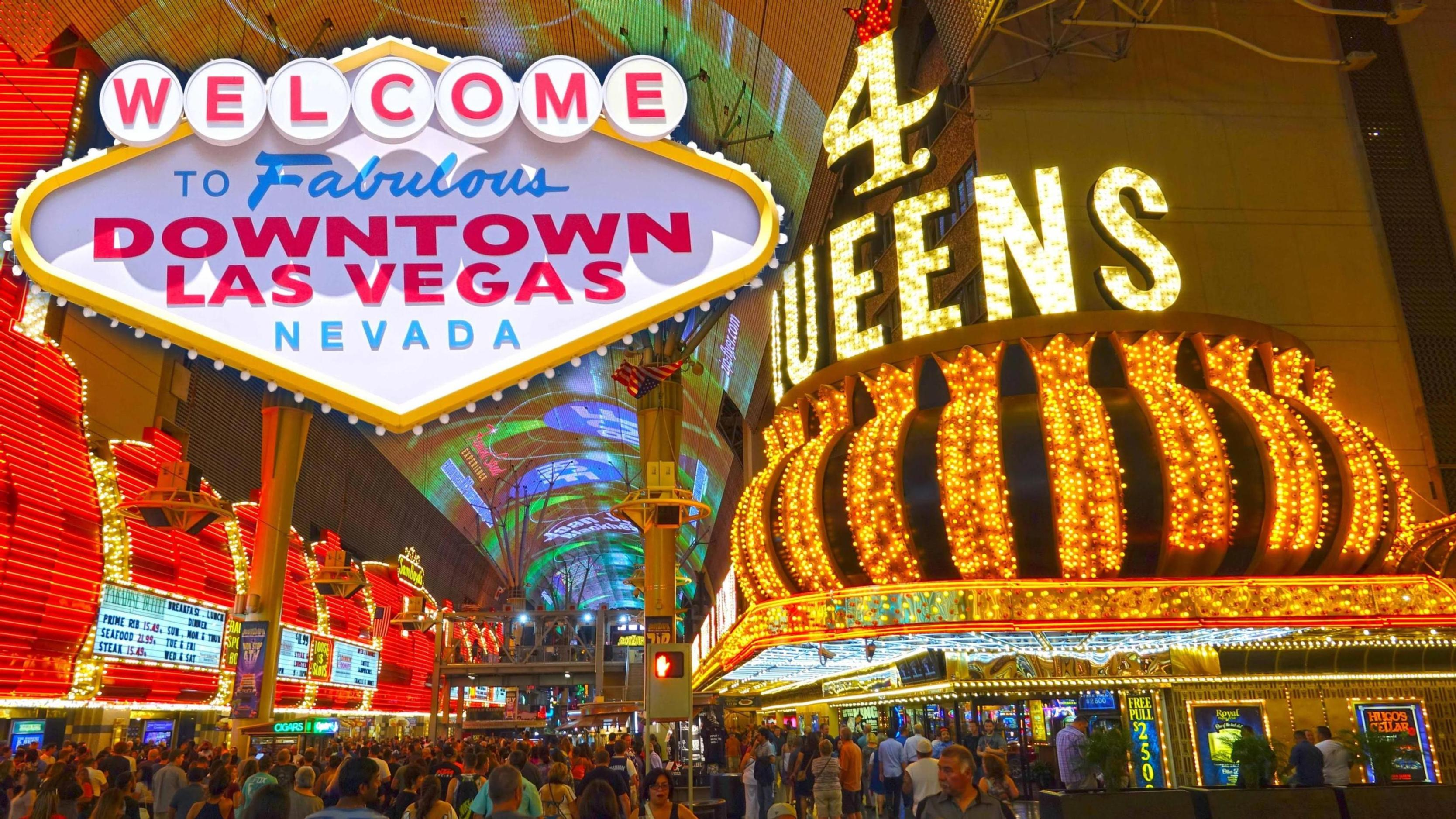 Join us in historic Downtown Las Vegas
